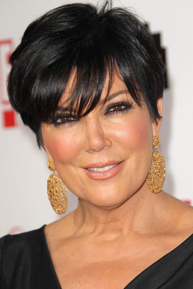 Kris Jenner Hairstyle Kris Jenner's hair stylist