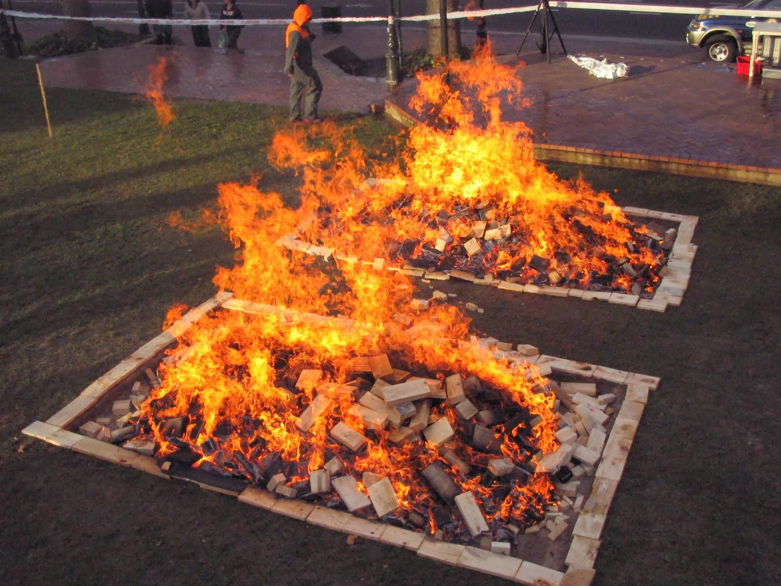 Rahsia Berjalan Atas Api