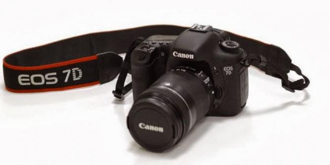 Foto Kamera Canon DSLR Terbaru 2014 Harga Murah