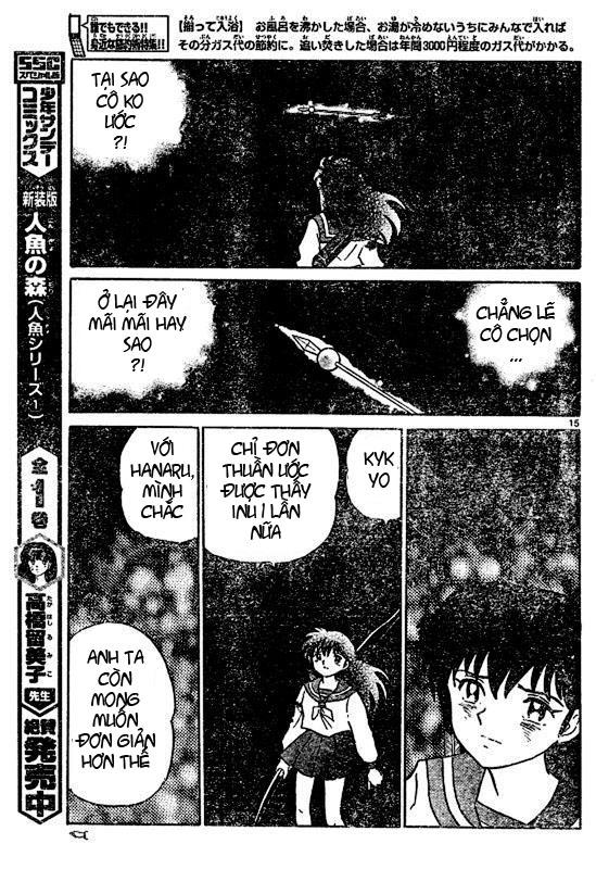Inuyasha-Khuyển Dạ Xoa-Bản Đẹp chap 523 Trang 15