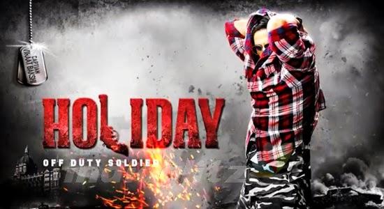 Holiday 2014 Hindi Movie Watch Online