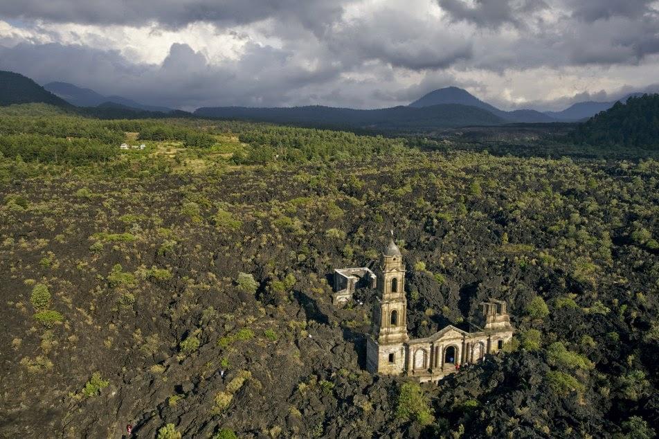 Volcán-Paricutín
