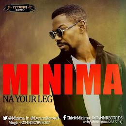 "UB MUSIC ▸ ""NA YOUR LEG"" BY MINIMA"