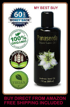 Panaseeda Black Seed Oil - 60 day Money Back Guarantee