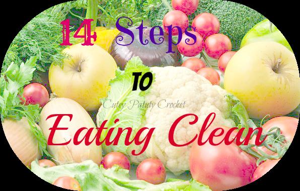 <eating clean>