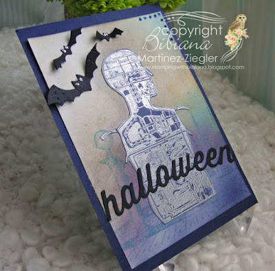 halloween steampunk men card side view