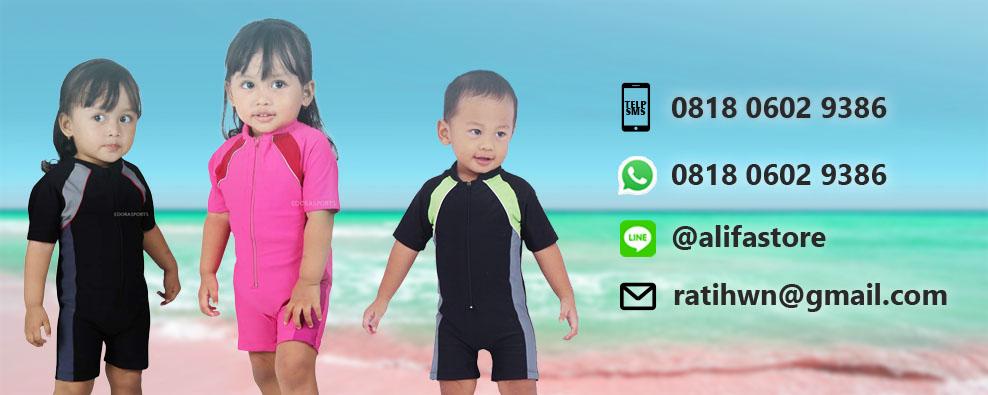 Baju Renang Bayi, Lucu