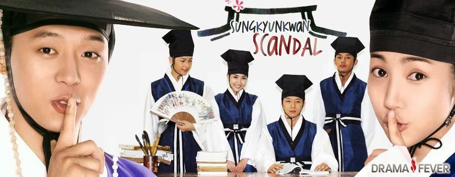 Sungkyunkwan Scandal Korean Drama