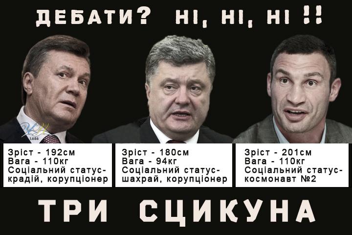 Минфин готов перевести внешний долг Киева в государственный, - Кличко - Цензор.НЕТ 4995