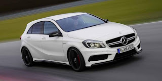 "Mercedes-Benz A-Class ""Facelift"" Be More Aggressive"