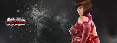 Anna Williams Tekken Tag Tournament 2 Facebook Cover
