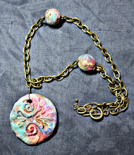 Jewelry out of Kitchen Clay
