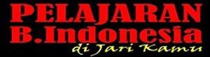 PELAJARAN BAHASA INDONESIA DI JARI KAMU