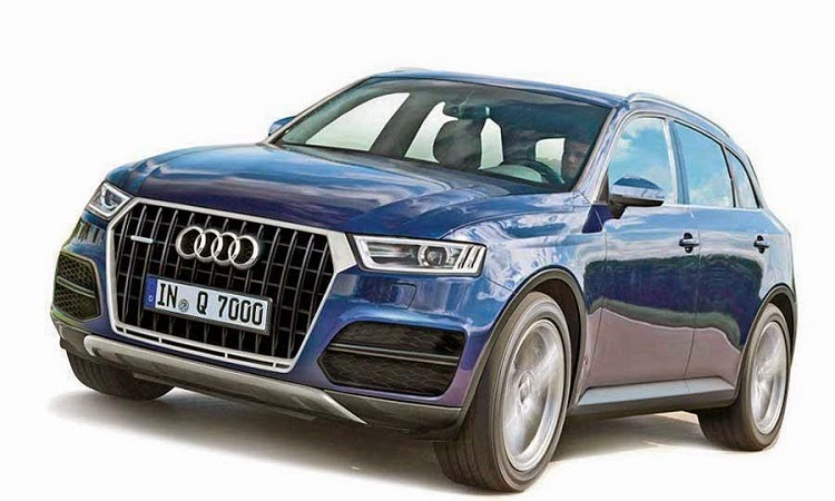 2015 Audi Q7 Release Date, Interior, Specs and Photos