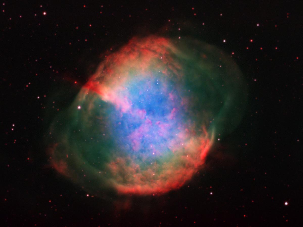 white dwarf planetary nebula - photo #28