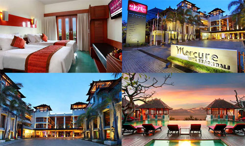 Hotel Mercure Kuta Beach Bali