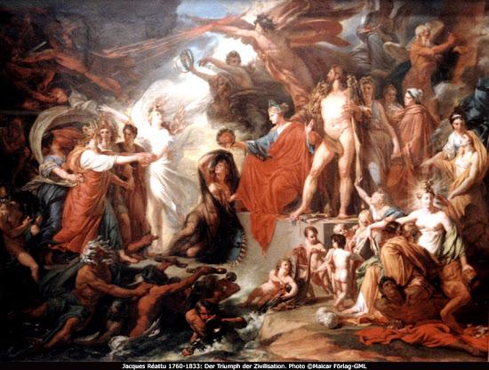 Que significa soñar con dioses griegos