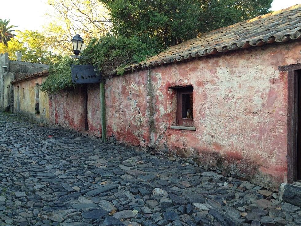 Колония Уругвай бывший публичный дом