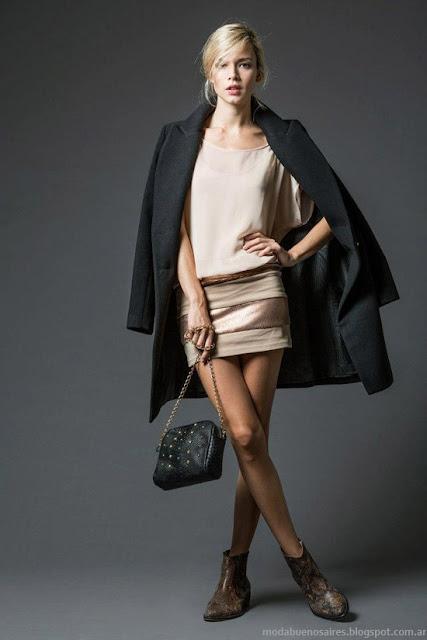 Melocoton tapados moda invierno 2013