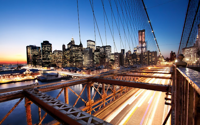 Puente de Brooklyn - Brooklyn Bridge