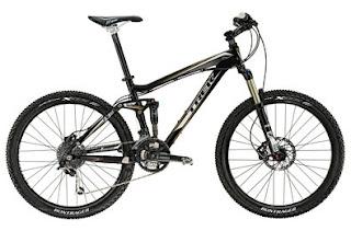 Mountain trail bike Yeti
