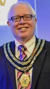 Jim McCafferty, IRRV President 2015-16