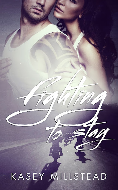 fighting to stay cover