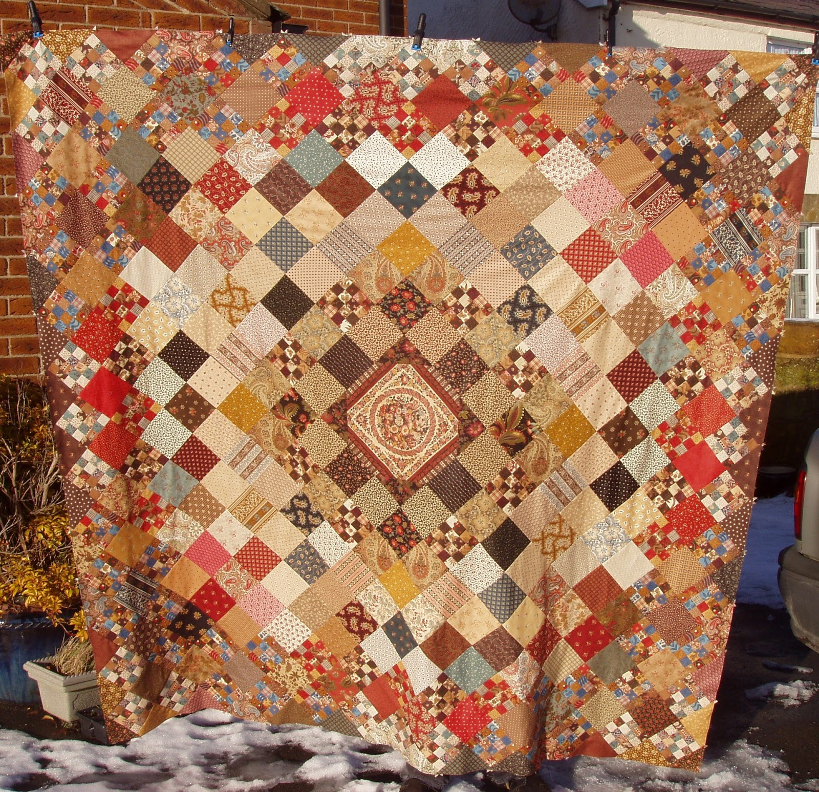 sashiko and other stitching: Antique quilt inspirations and two ... : antique patchwork quilts - Adamdwight.com