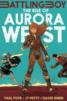 """Battling Boy: The rise of Aurora West"""