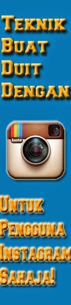 Teknik Buat Duit Dengan Instagram
