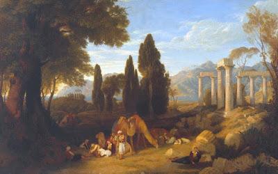 Όταν ο Λόρδος Βύρωνας είδε για πρώτη φορά την Αθήνα
