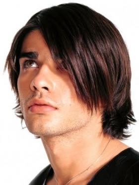 corte cabello medio para hombre