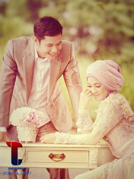 Pernikahan Alysa dan Dude