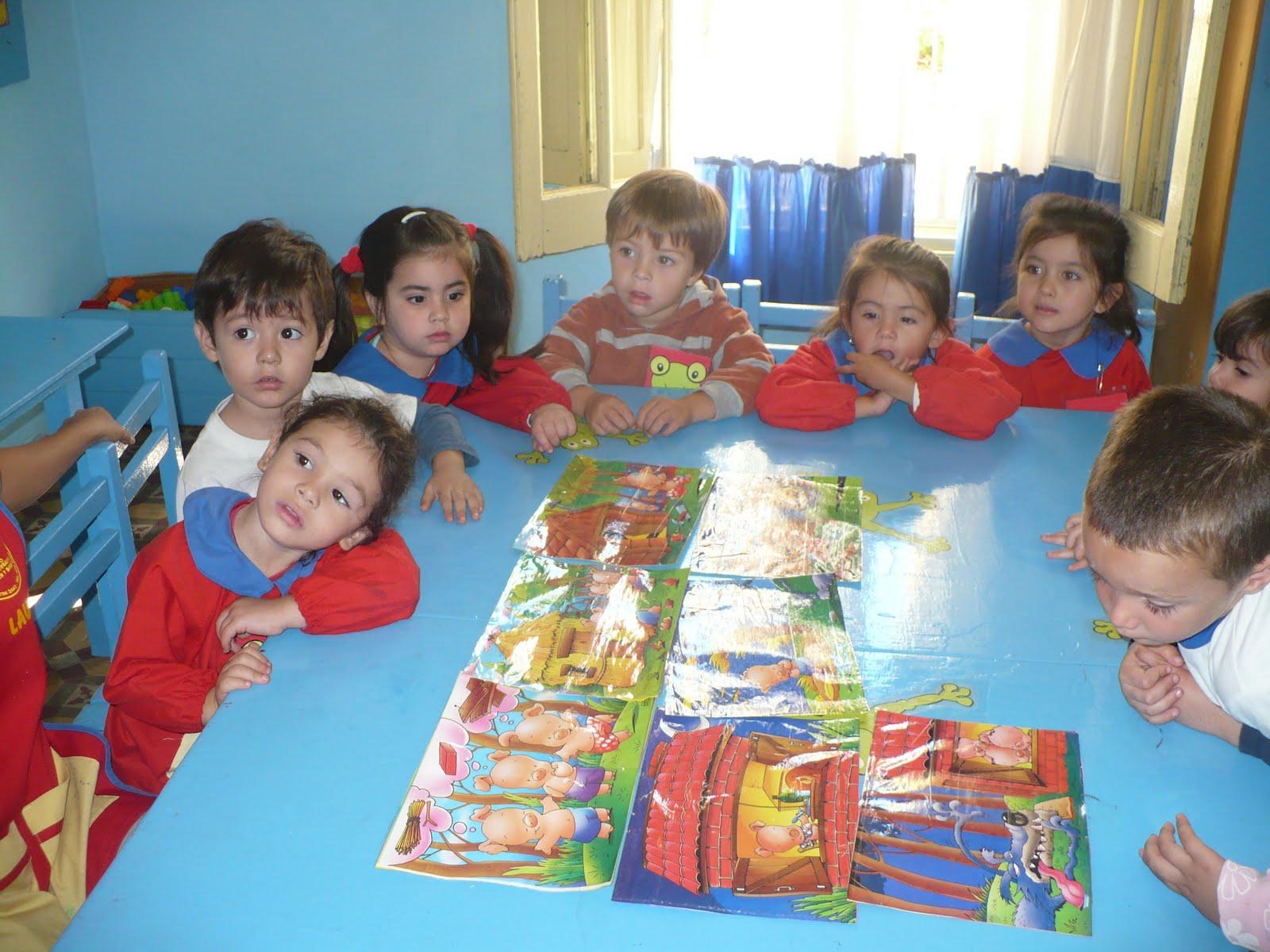 Jard n maternal las aventuras de cristian y diego for Actividades para jardin maternal
