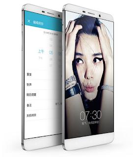 Harga LeTV Max, Super iPhone Usung Desain Tanpa Bezel