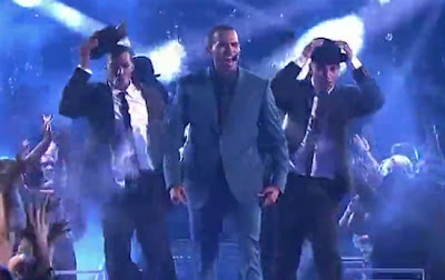 Chris Brown-Turns-Up-The-Music-Dancing-With-The-Stars