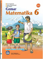 BSE MATEMATIKA KELAS 6 SD