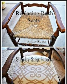 Replacing Rush Seats - A Step By Step Tutorial