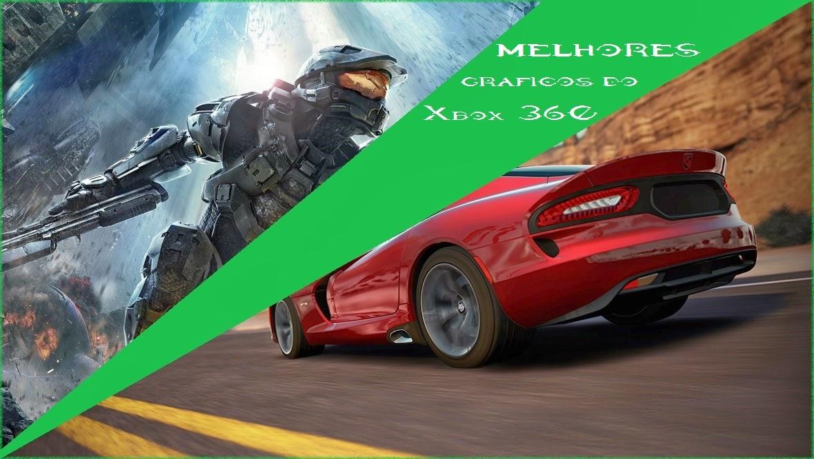 exclusivos do Xbox 360
