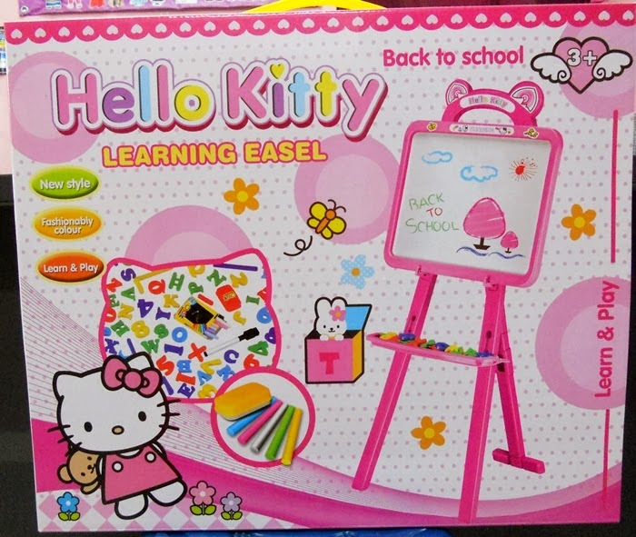 Hello Kitty Learning Easel