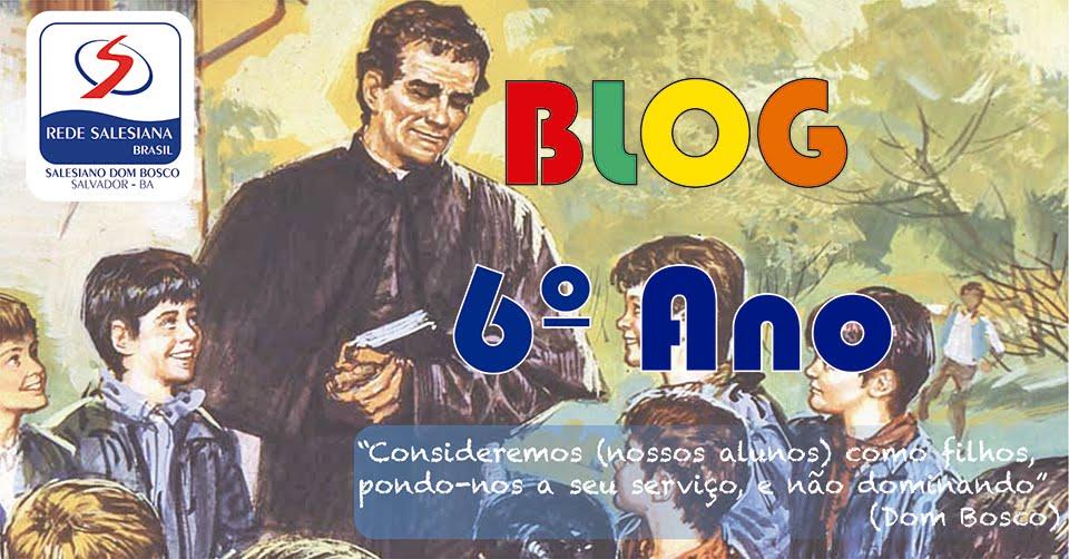 Salesiano Dom Bosco - 6º ano