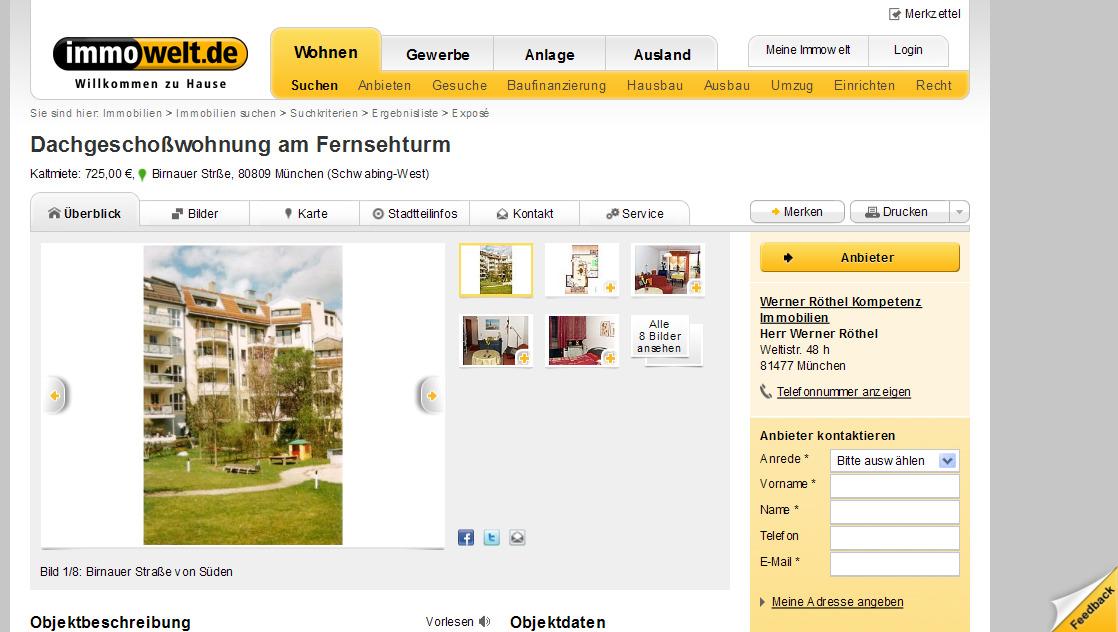 Wohnung Mieten M Ef Bf Bdnchen Nord