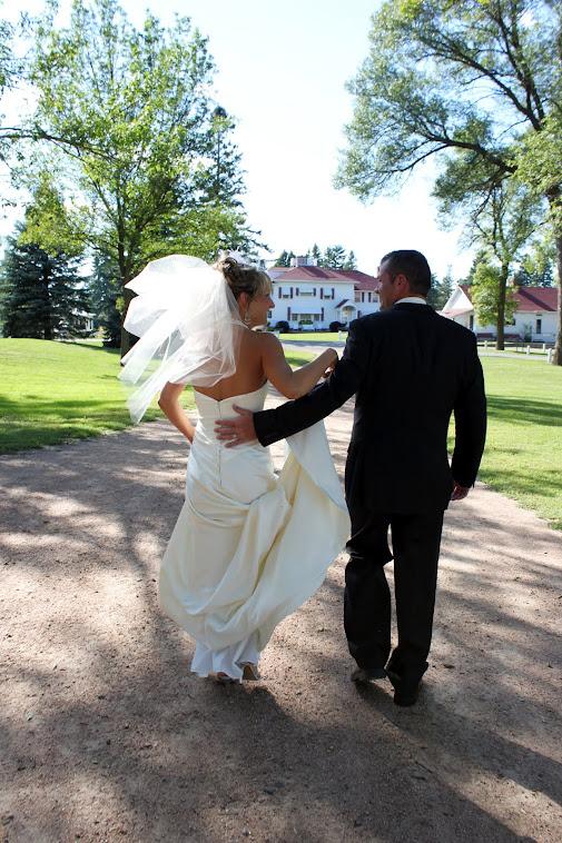 OUR VINTAGE FARM THEME WEDDING