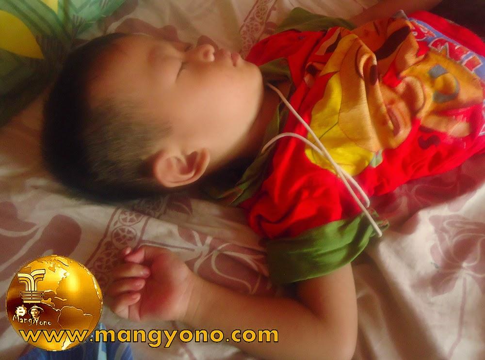 Tidur yang cukup ikut menentukan optimalisasi tumbuh kembang anak