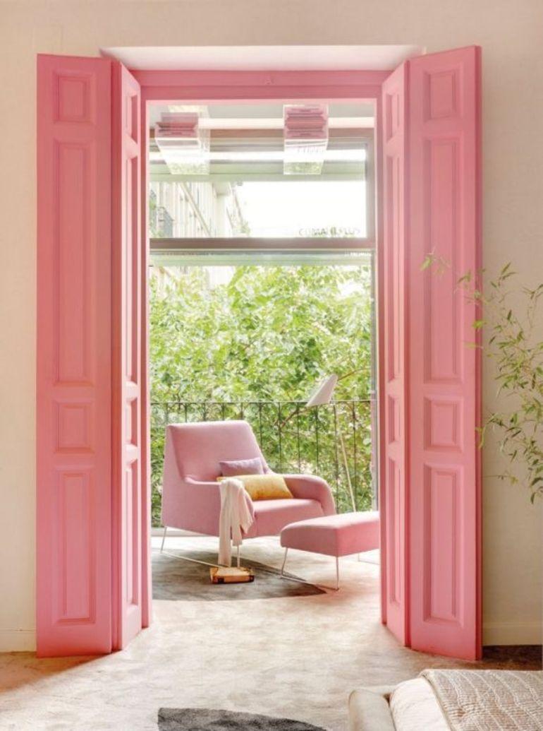 [Get the look] Renovar las puertas de casa con color