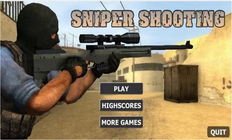 free shooting sniper games