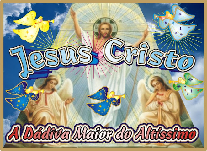 Jesus Cristo O Poder Maior do Altíssimo