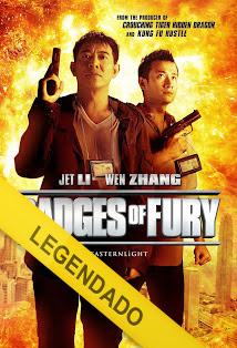 Badges of Fury – Legendado