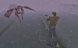 Silent Hill ~ Game Begog