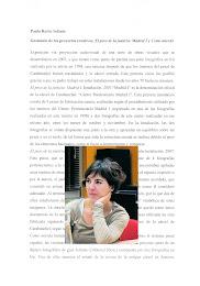 Paula Rubio Infante